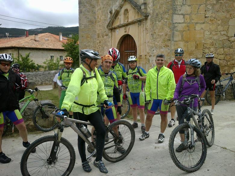 Marcha Cañón del Ebro, 2ª parte