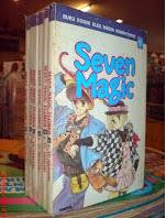 Komik Seven Magic Flower