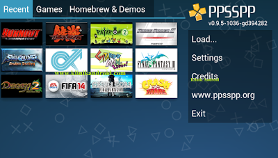 Games PPSSPP Android High Compress