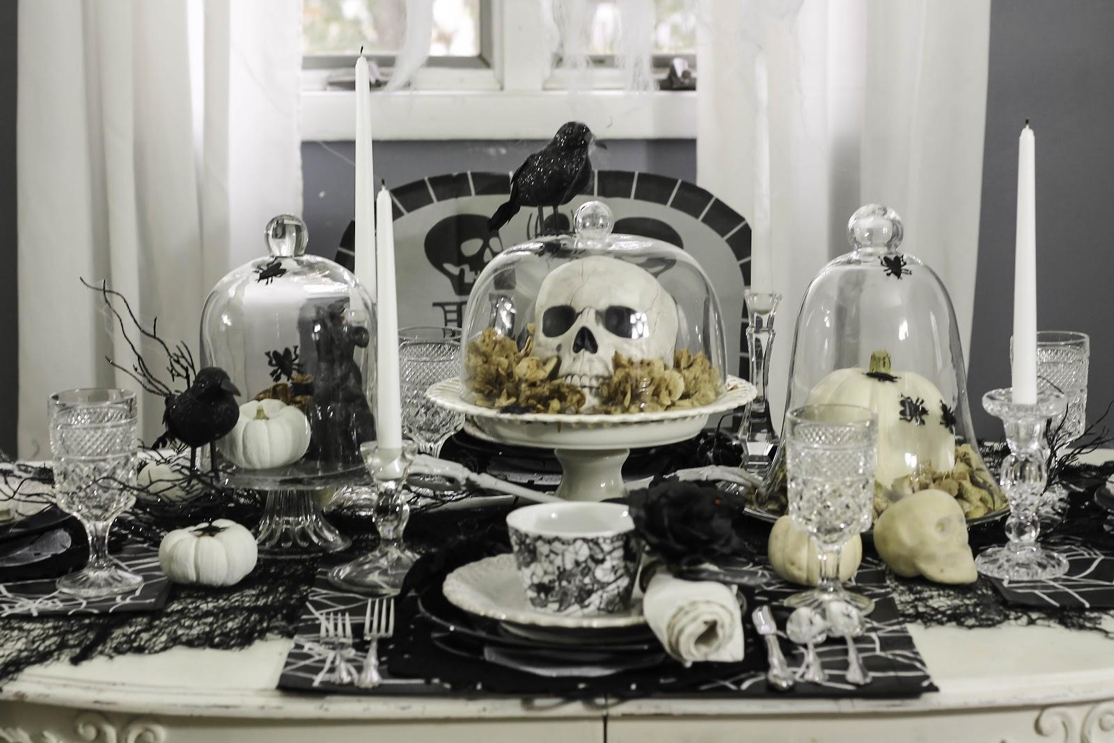 Halloween buffet table - Halloween Buffet Table Halloween Buffet Table Its Always Fun Decorating For Halloween I Usually Set