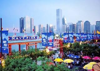 Navy Pier (Best Honeymoon Destinations In USA) 9