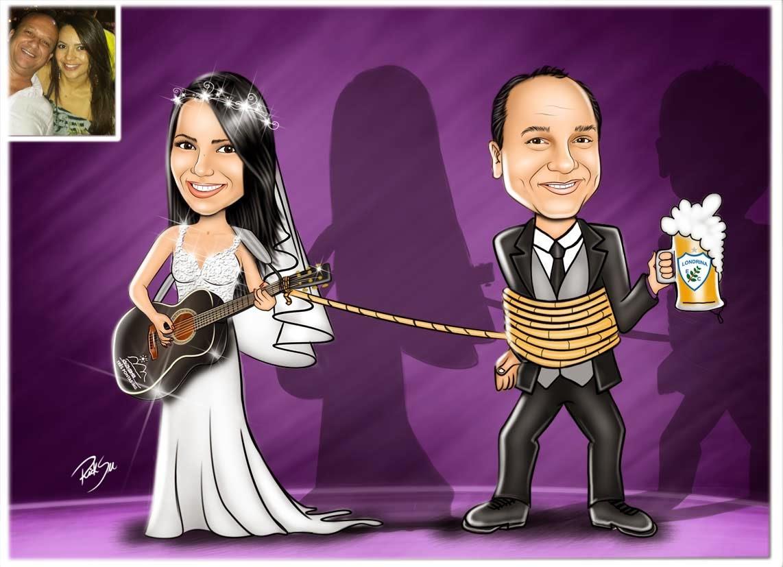 #noivoamarrado , #convites, #banner , #lembrancinhas