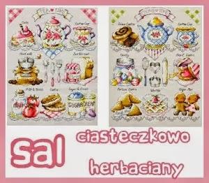 SAL ciasteczkowo-herbaciany