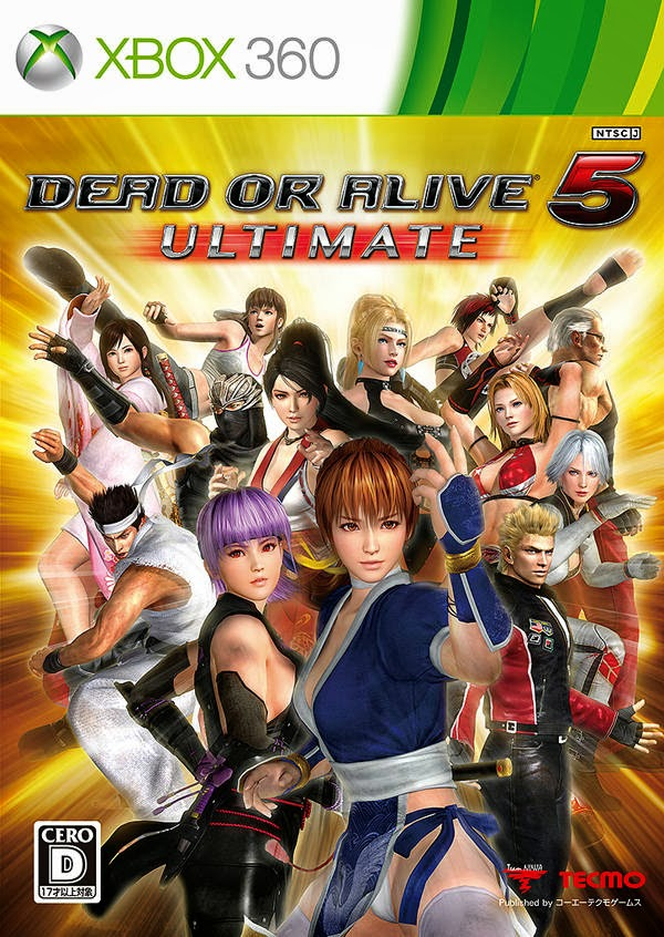 Dead or Alive 5 Ultimate Xbox 360 Game Free Download