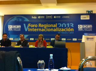 V Foro Regional de Internacionalización