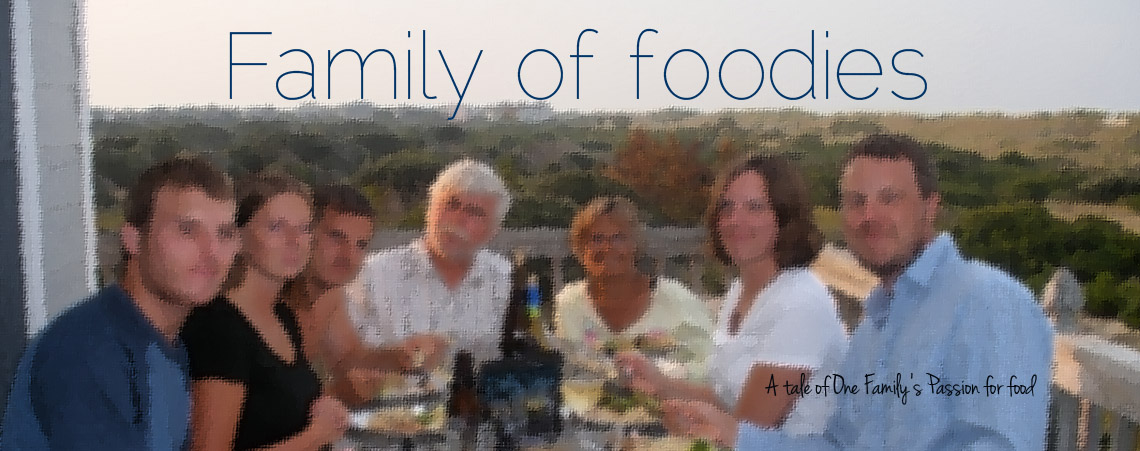 Jordan's Family of Foodies