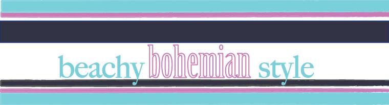 Beachy Bohemian Style