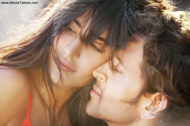 Hrithik and Katrina in 'Bang Bang'