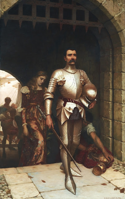 conquest,Knight,Leighton