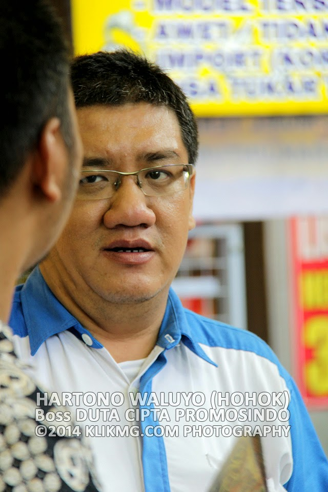 Hartono Waluyo - Duta Cipta Promosindo