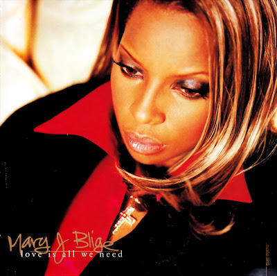 Mary J. Blige Feat. Nas - Love Is All We Need-Promo-CDS-1997