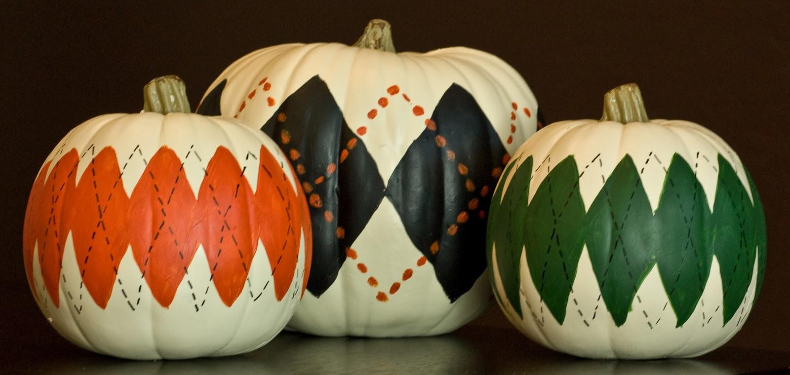 No Carve Trendy Pumpkins Juggling With Kids