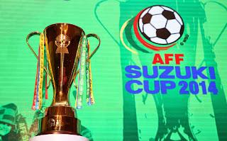 Jadwal Pertandingan Piala AFF 2014