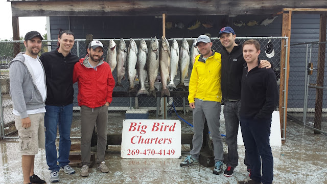 fishing charters, michigan fishing, best fishing charters, fishing trips