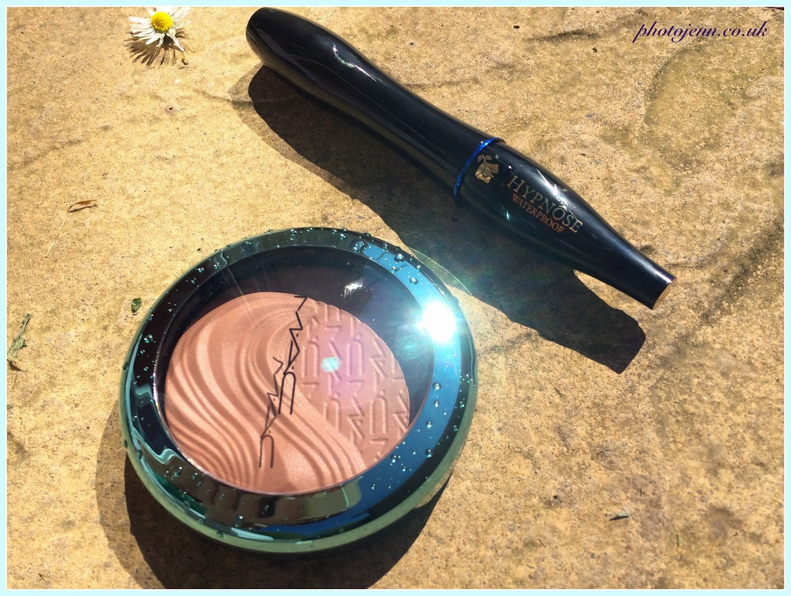 MAC-extra-dimention-bronzing-powder-aphrodites-shell-Lancome-hypnose-waterproof-mascara