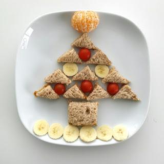 ondeugendespruit kerstboom ontbijt lunch