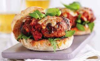 Italian Meatball Melts