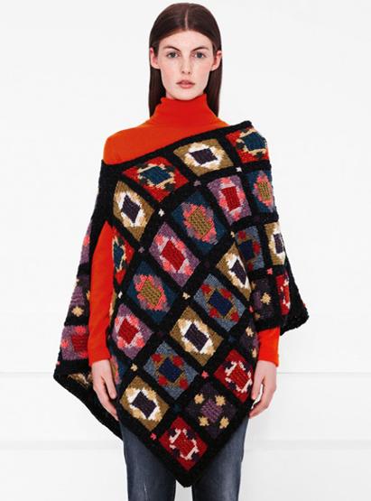 colección mujer otoño invierno 2011 2012 Benetton