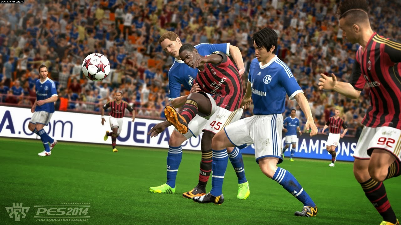 Pes 14 crack only download