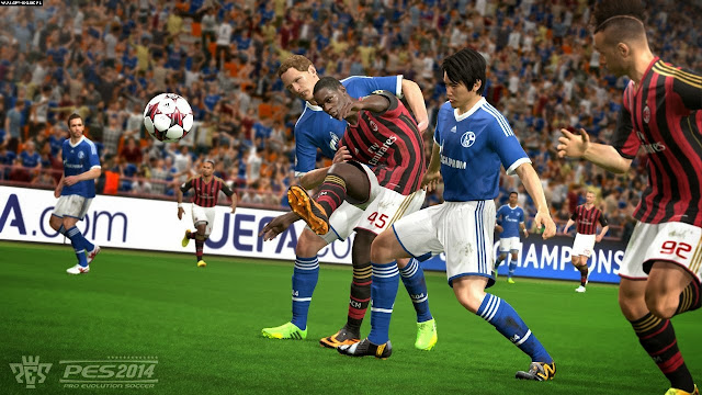 Download Game PES 2014 Full Crack - Tải Pro Evolution Soccer 2014
