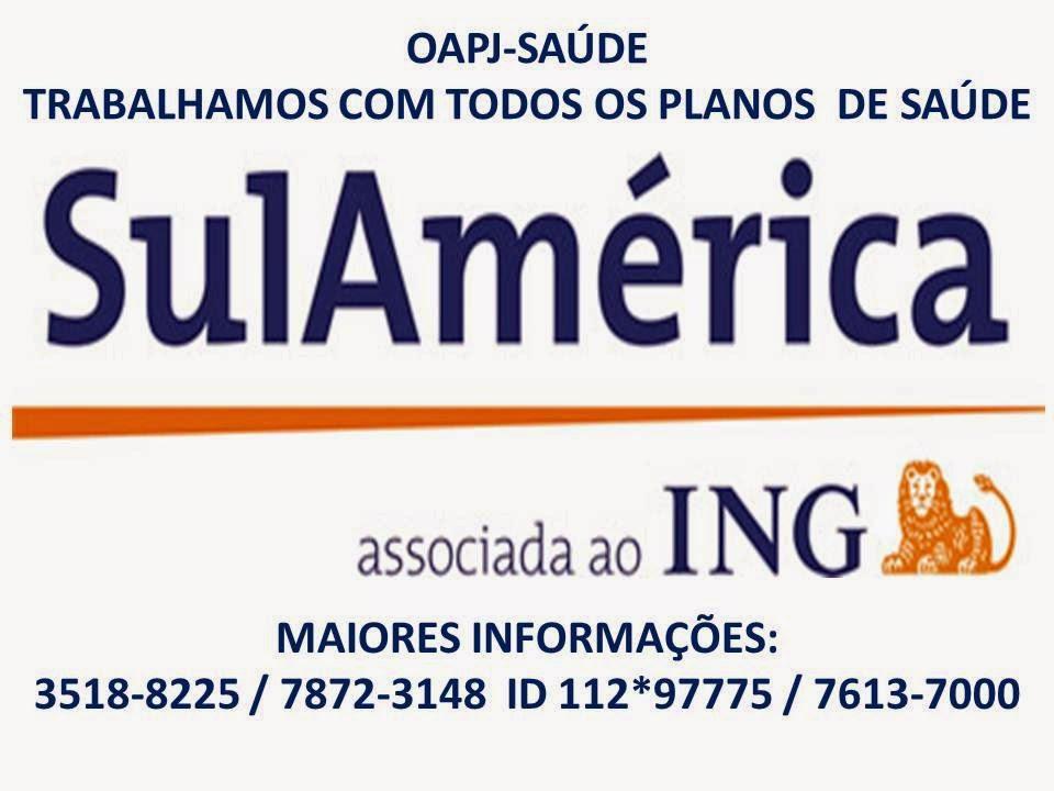 Sul América Saúde informações
