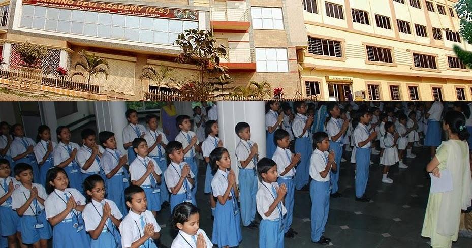 Vaishno Devi Academy Kolkata English Medium H S School