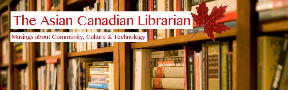 The Asian Canadian Librarian