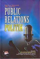 toko buku rahma: buku PUBLIC RELATIONS POLITIK, pengarang gun gun heryanto, penerbit ghalia indonesia