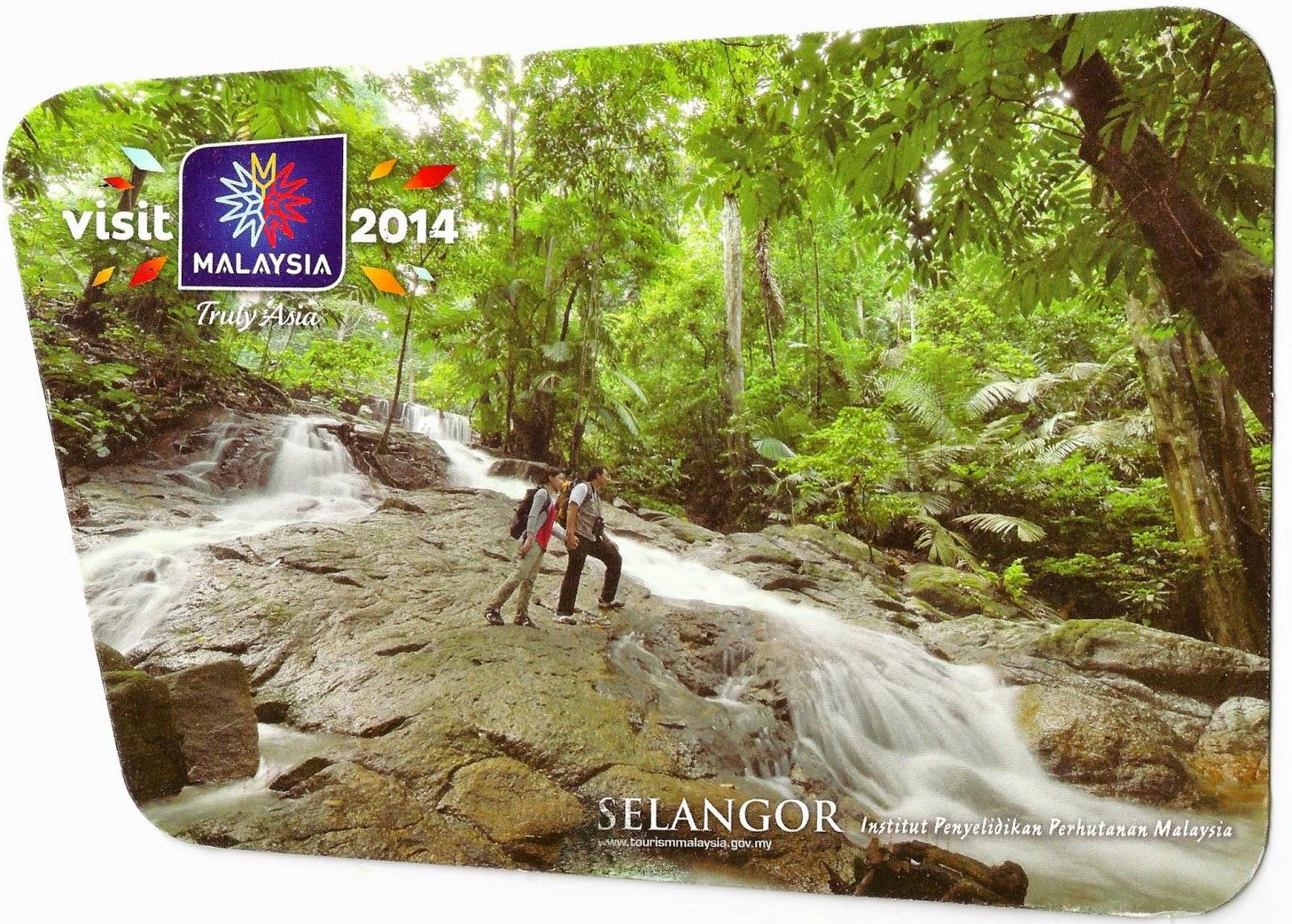 Waterfall Malaysia Selangor Malaysia Selangor Waterfall