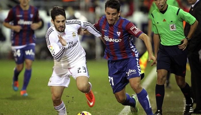 Real Madrid vs Eibar en vivo