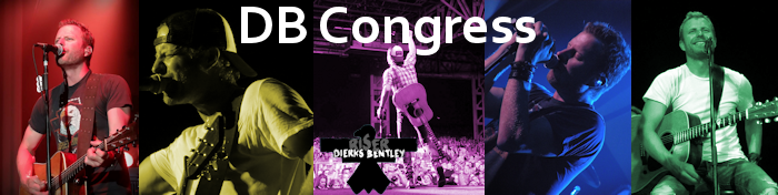 dbcongress.com Dierks Bentley Congress - Fan Club Blog
