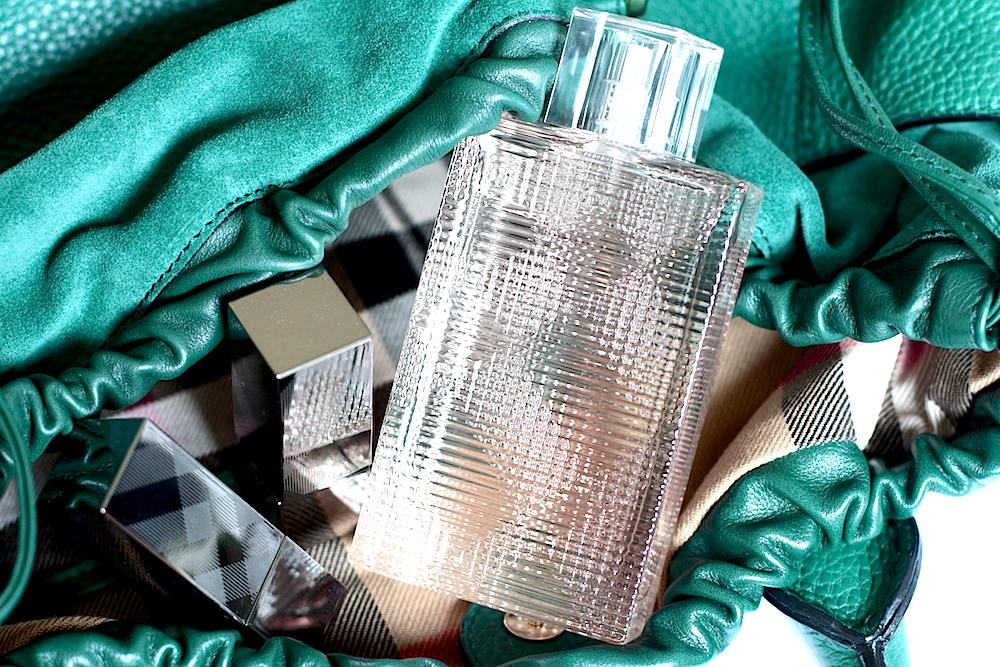 burberry brit eau de parfum spray p75z  burberry brit femme avis