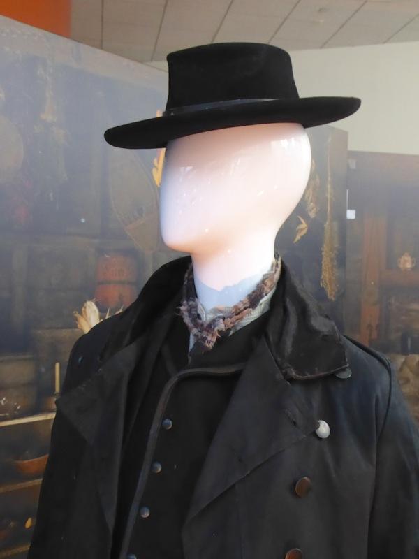 Hateful Eight Chris Mannix costume detail