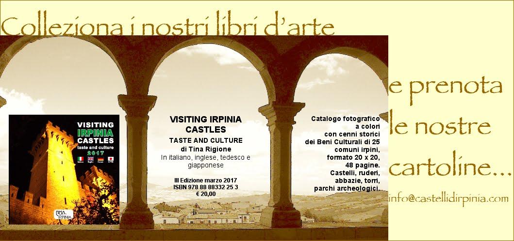 LE PUBBLICAZIONI DI CASTELLI D'IRPINIA DA NON PERDERE