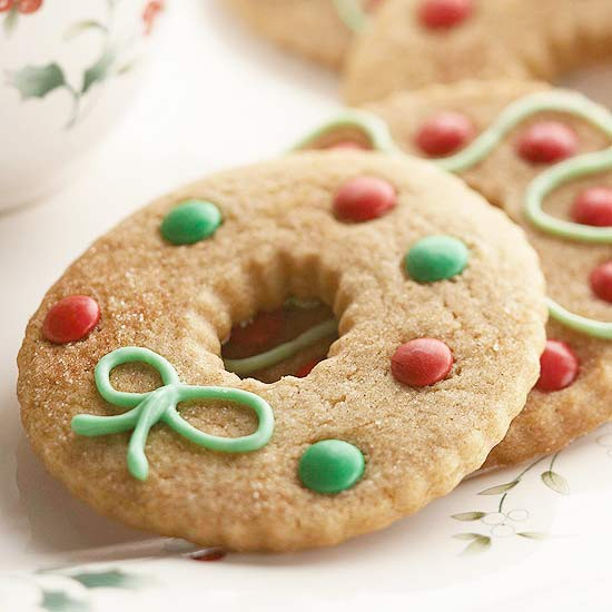 Cute food for kids 26 edible christmas wreaths Channel 7 better homes and gardens recipes