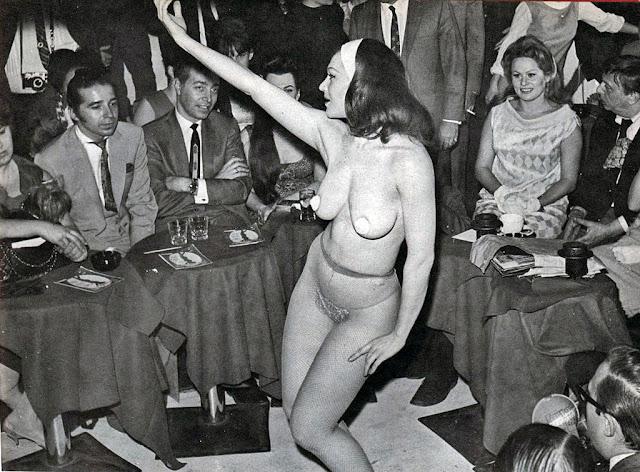 vintage everyday: Vintage Pictures of Showgirls: www.vintag.es/2012/04/vintage-pictures-of-showgirls.html