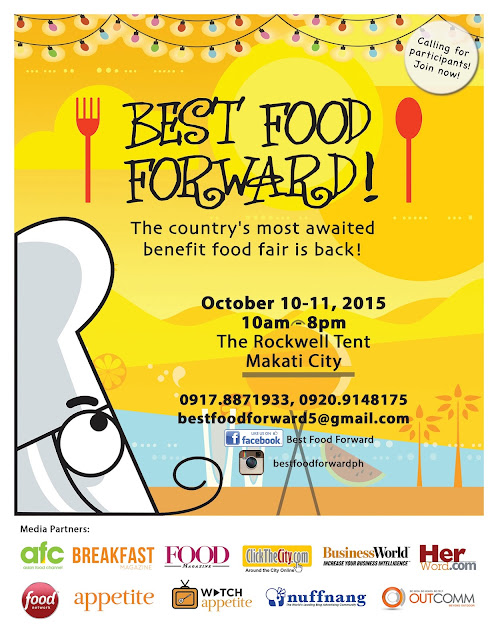 Best Food Forward 2015