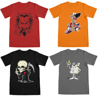 The Art of Coop T-Shirt Collection by Threadless