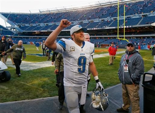 Bill Polian expects Jim Caldwell to have 'extremely good effect' on Matthew Stafford