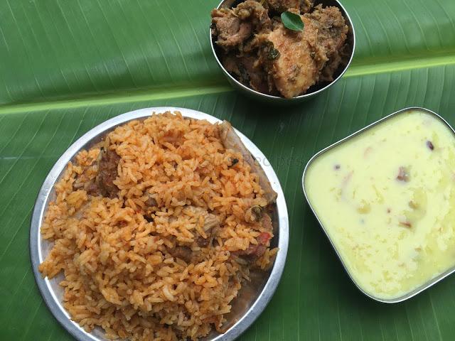 Ramzan special food