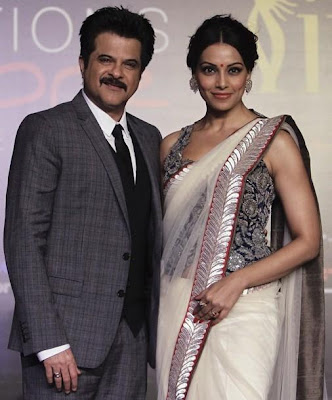 Bipasha Basu & Anil Kapoor at IIFA Press Meet at Singapore