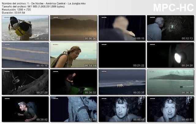 BBC|3GB|Planeta Tierra|De Noche|HD 720p|3/3|MEGA