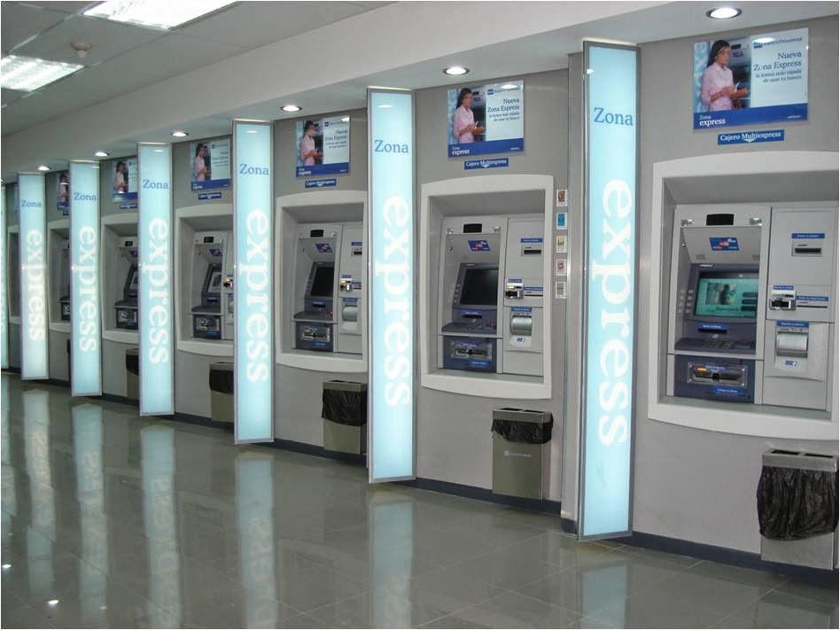 Actualización de datos, provinet, ATM, Cajeros automáticos