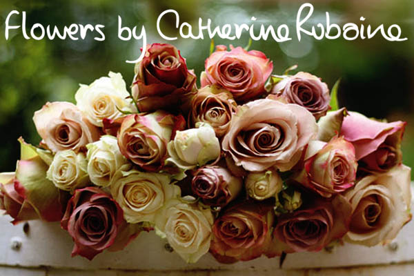 Flowers by Catherine Rubaine