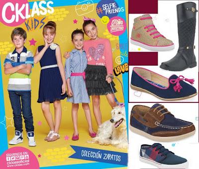 Catalogo Cklass Kids Otoño-Invierno 2015