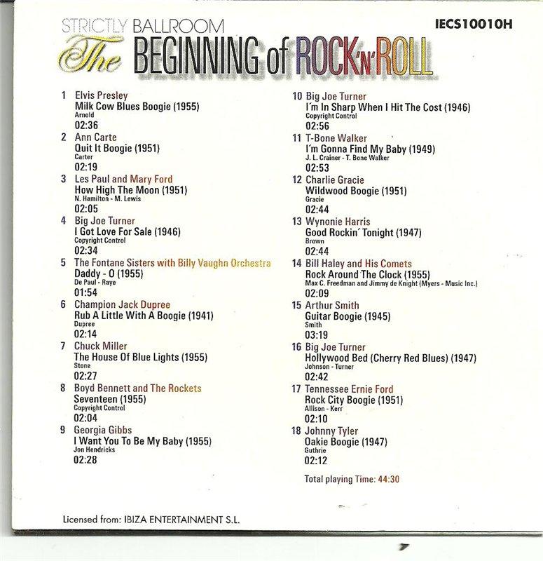 the beginning of rock n roll Rock n roll radio - dall'esperienza di rock planet, che vanta anni di ascolto, produzioni, gestione di locali ed eventi dal 1 ottobre 2009 il verbo del rock'n.