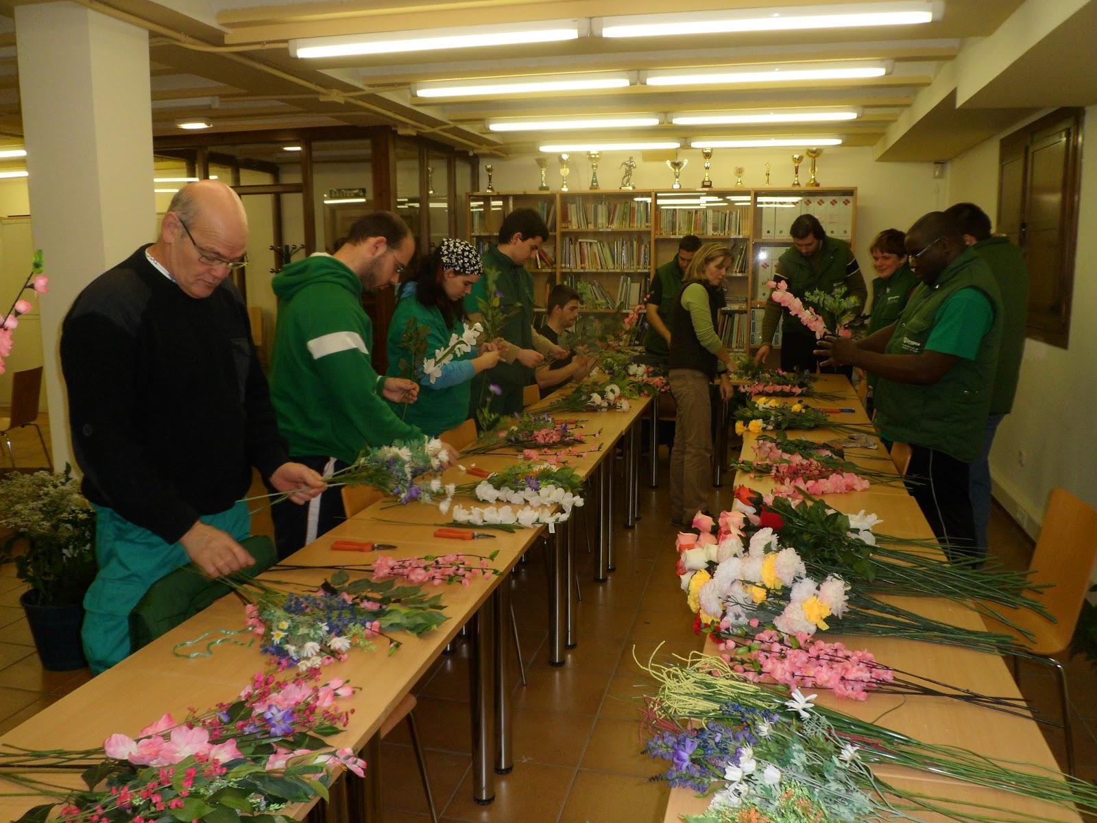 Escuela municipal de jardiner a el pinar curso de arte - Como aprender jardineria ...