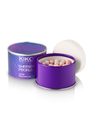 Kiko | Shimmer Pearls 03 Illuminating Blush