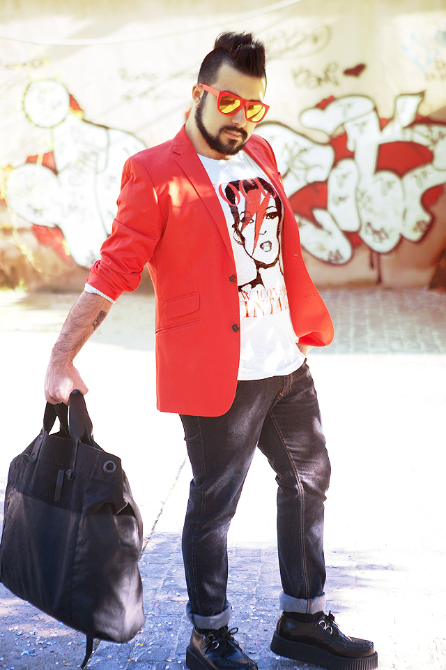 Numero dodici, Guy Overboard, Fashion blogger, Outfit