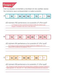 Respuestas Apoyo Primaria Desafíos Matemáticos 2do Grado Bloque 2 Lección 19 El número perdido